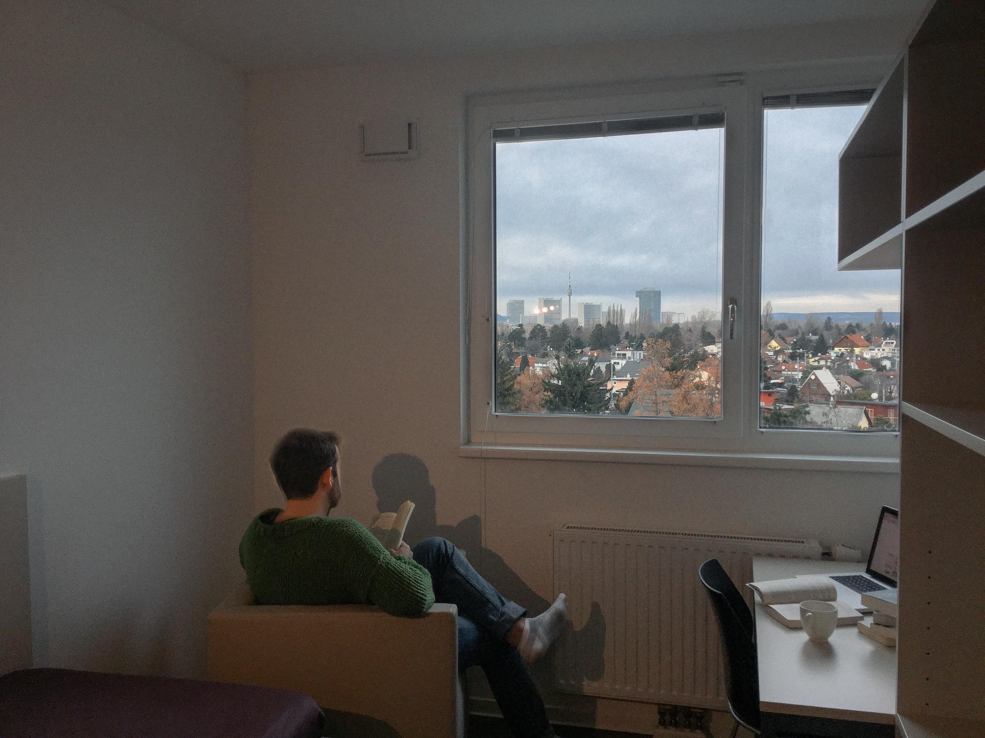 Student dormitories in vienna donaubase