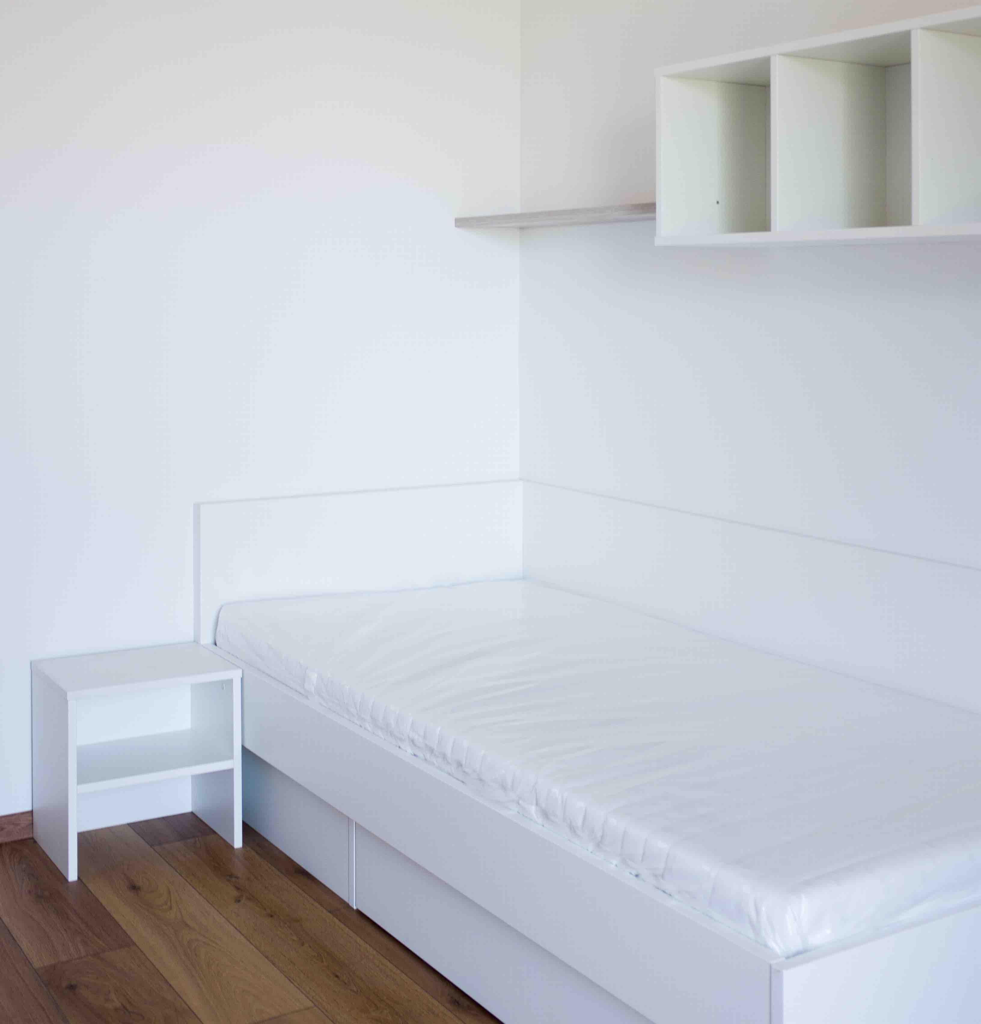 Vienna Park Apartments: Student Dormitories In Vienna: DONAU DOUBLE STUDIO
