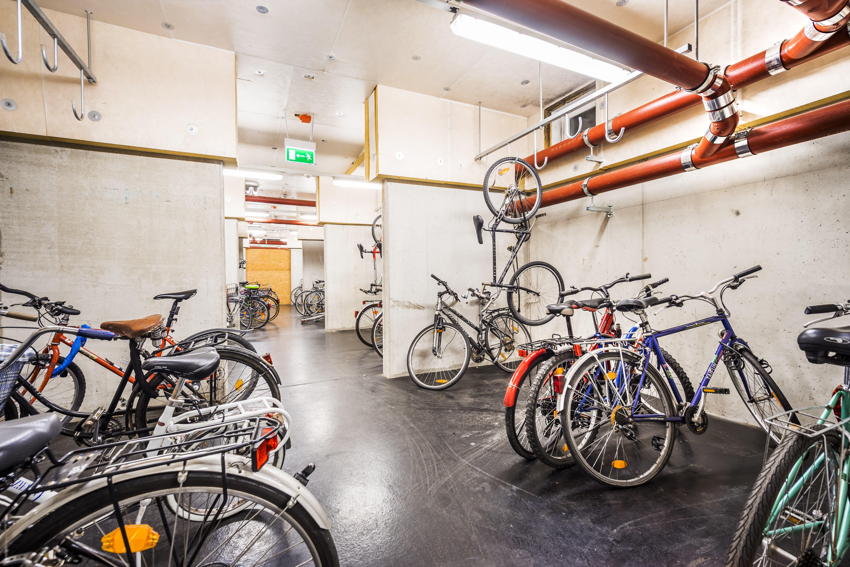 Student dormitories in vienna base gymnasiumstraße
