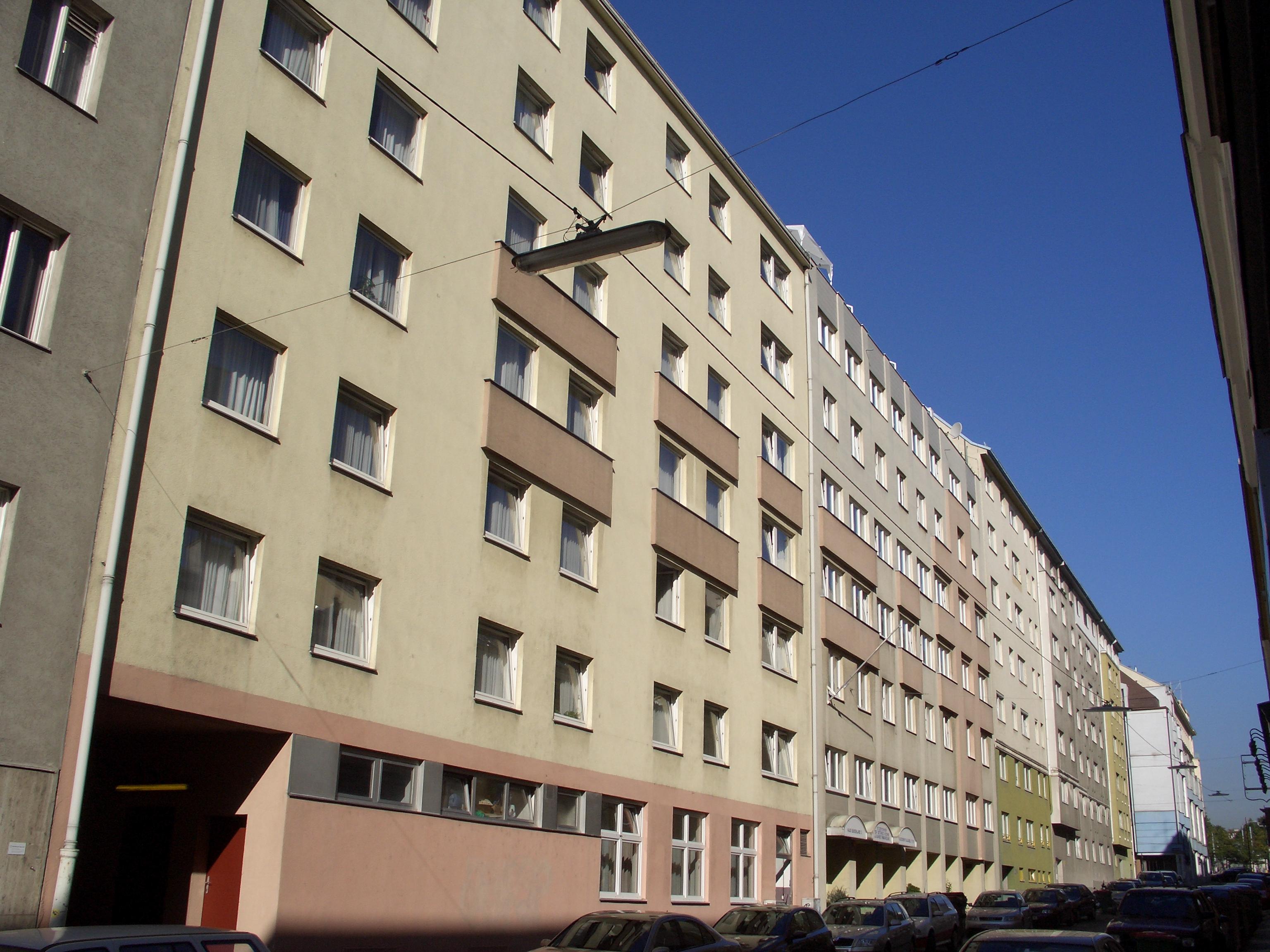 Student dormitories in vienna house burgenland